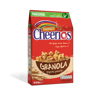 HONEY CHEERIOS GRANOLA 300gr
